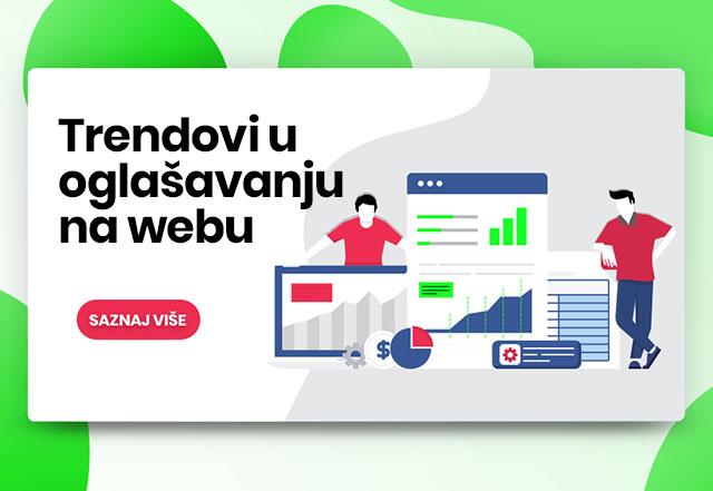 Trendovi u oglašavanju na webu