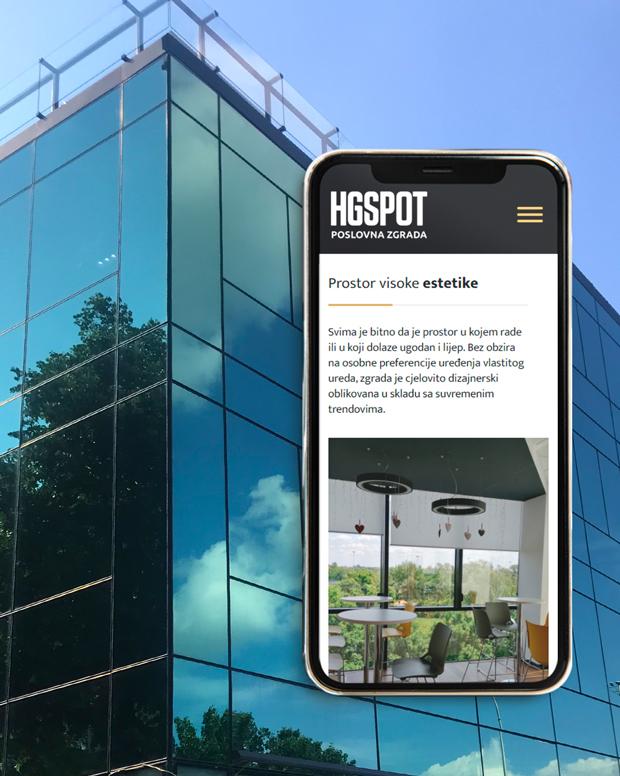 HGSPOT zgrada