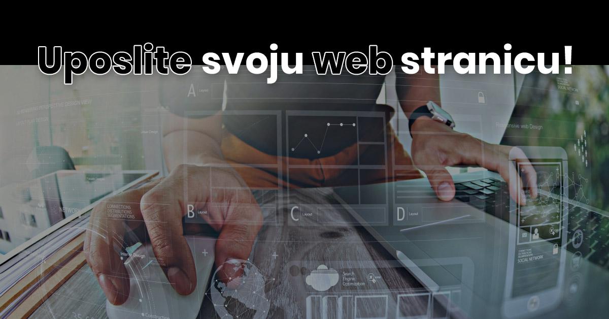 Web stranica koja zarađuje za Vas